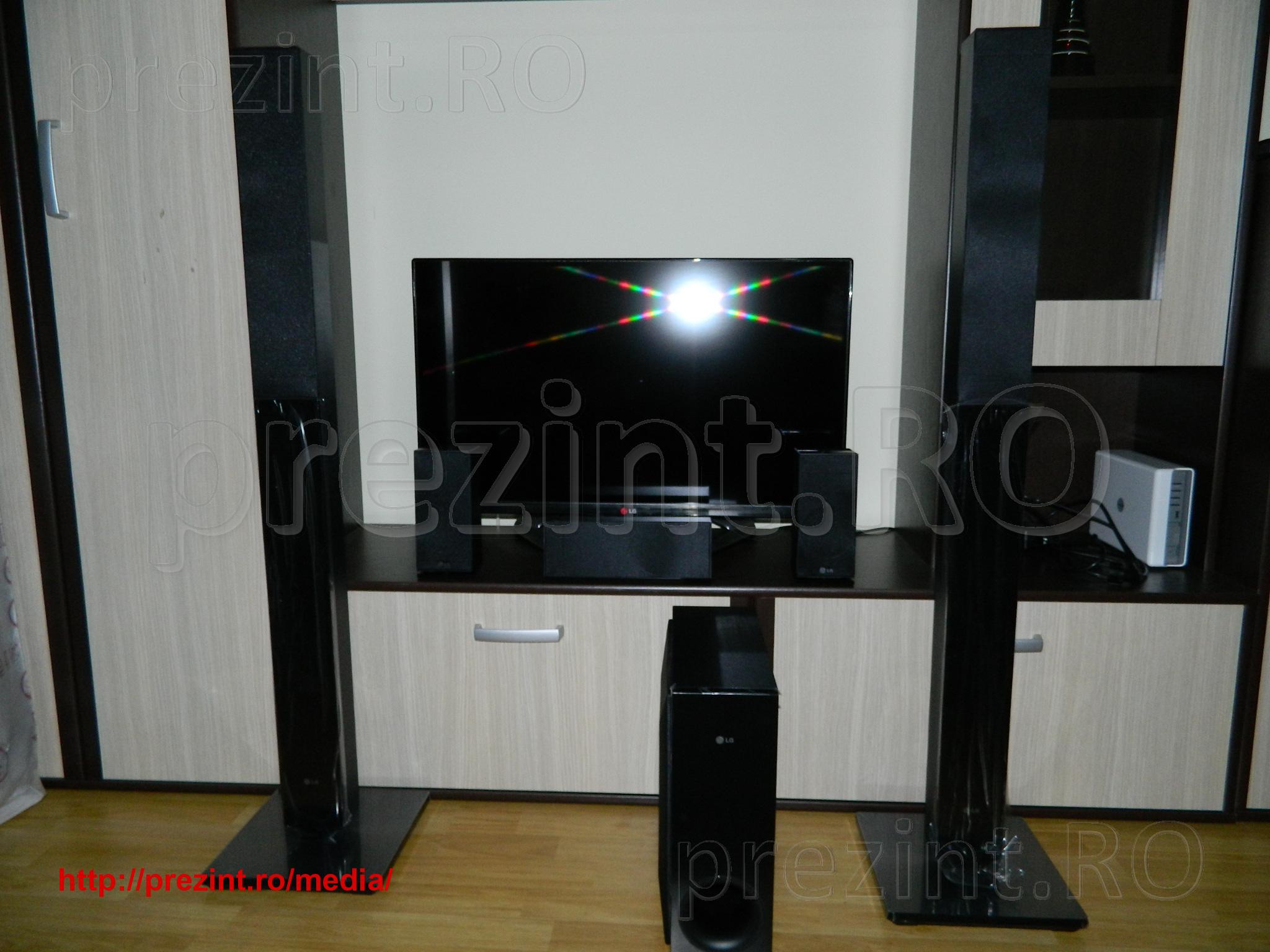 LG Home Cinema 3D Blu-Ray BH6420P