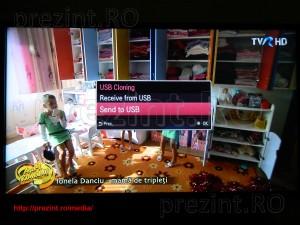 Export lista de canale TV LG