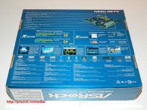 Placa de baza AsRock N68C-GS FX unpack