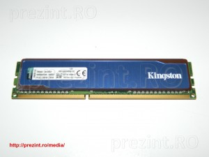 Memorie Kingston 2GB 1600MHz DDR3 HyperX Blu