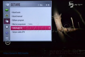 tv lg instalare digi smart cam card